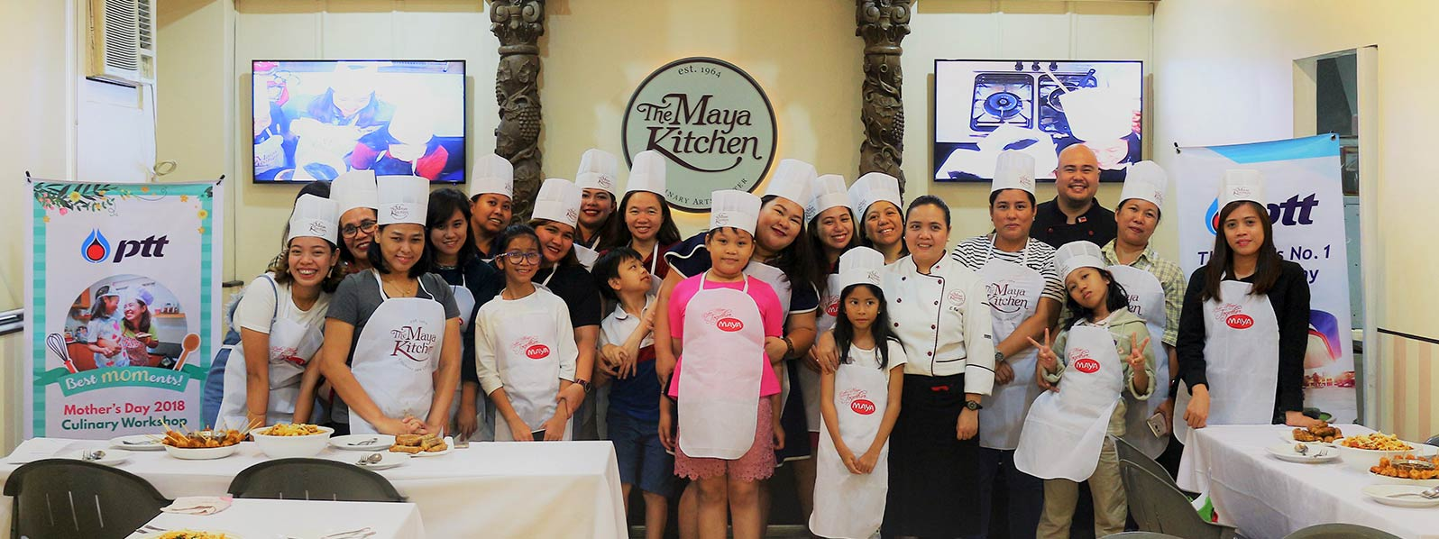 PTT PAYS TRIBUTE TO MOMS